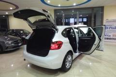 BMW 216d USATO AZIENDALE MATERA BARI 10