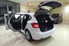 BMW 216d USATO AZIENDALE MATERA BARI 12