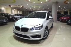 BMW 216d USATO AZIENDALE MATERA BARI 13