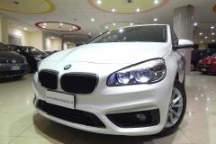 BMW 216d USATO AZIENDALE MATERA BARI 14