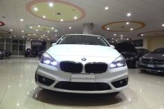 BMW 216d USATO AZIENDALE MATERA BARI 18