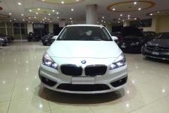 BMW 216d USATO AZIENDALE MATERA BARI 2