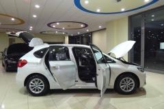 BMW 216d USATO AZIENDALE MATERA BARI 20