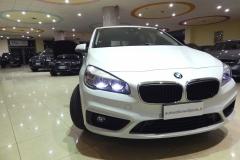 BMW 216d USATO AZIENDALE MATERA BARI 21