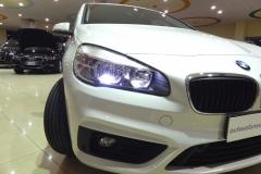 BMW 216d USATO AZIENDALE MATERA BARI 22