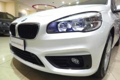 BMW 216d USATO AZIENDALE MATERA BARI 22A