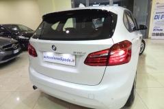 BMW 216d USATO AZIENDALE MATERA BARI 27