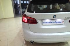 BMW 216d USATO AZIENDALE MATERA BARI 28