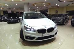 BMW 216d USATO AZIENDALE MATERA BARI 3