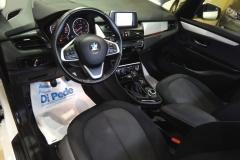 BMW 216d USATO AZIENDALE MATERA BARI 32