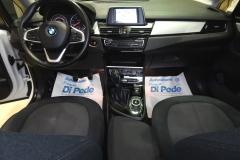 BMW 216d USATO AZIENDALE MATERA BARI 33