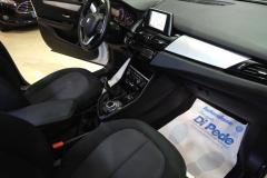 BMW 216d USATO AZIENDALE MATERA BARI 34