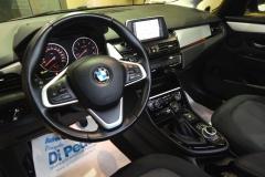 BMW 216d USATO AZIENDALE MATERA BARI 35