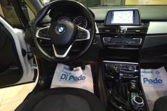 BMW 216d USATO AZIENDALE MATERA BARI 36