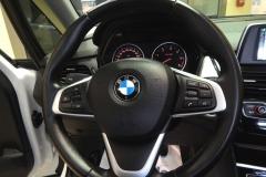 BMW 216d USATO AZIENDALE MATERA BARI 38