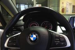 BMW 216d USATO AZIENDALE MATERA BARI 39