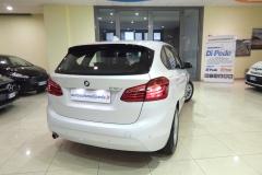 BMW 216d USATO AZIENDALE MATERA BARI 4