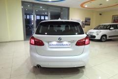 BMW 216d USATO AZIENDALE MATERA BARI 5