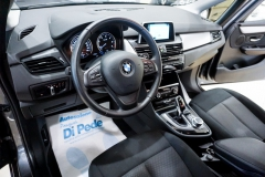BMW 216d Active Tourer usata 34