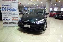 BMW 216 USATO AZIENDALE MATERA BARI 1
