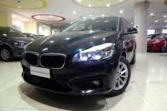 BMW 216 USATO AZIENDALE MATERA BARI 15
