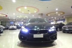 BMW 216 USATO AZIENDALE MATERA BARI 21