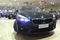 BMW 216 USATO AZIENDALE MATERA BARI 22