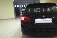 BMW 216 USATO AZIENDALE MATERA BARI 26