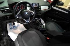 BMW 216 USATO AZIENDALE MATERA BARI 29