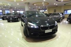 BMW 216 USATO AZIENDALE MATERA BARI 3