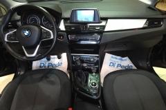 BMW 216 USATO AZIENDALE MATERA BARI 30