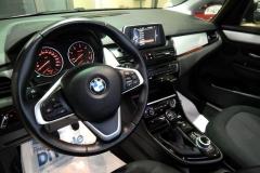 BMW 216 USATO AZIENDALE MATERA BARI 32