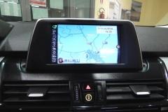 BMW 216 USATO AZIENDALE MATERA BARI 40