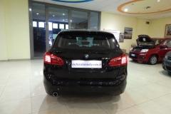 BMW 216 USATO AZIENDALE MATERA BARI 5