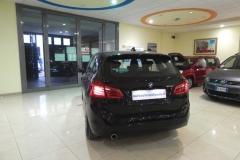 BMW 216 USATO AZIENDALE MATERA BARI 6