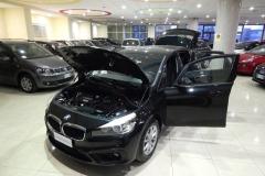 BMW 216 USATO AZIENDALE MATERA BARI 7