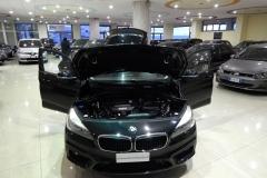 BMW 216 USATO AZIENDALE MATERA BARI 8