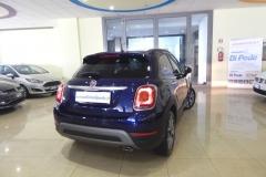 FIAT 500X 1.6 MJT CROSS USATO AZIENDALE MATERA BARI 15