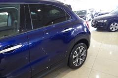 FIAT 500X 1.6 MJT CROSS USATO AZIENDALE MATERA BARI 17