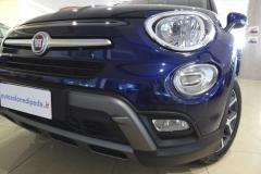 FIAT 500X 1.6 MJT CROSS USATO AZIENDALE MATERA BARI 19