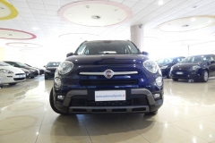 FIAT 500X 1.6 MJT CROSS USATO AZIENDALE MATERA BARI 2