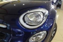 FIAT 500X 1.6 MJT CROSS USATO AZIENDALE MATERA BARI 20