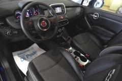 FIAT 500X 1.6 MJT CROSS USATO AZIENDALE MATERA BARI 28