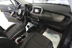 FIAT 500X 1.6 MJT CROSS USATO AZIENDALE MATERA BARI 30