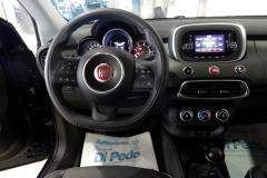 FIAT 500X 1.6 MJT CROSS USATO AZIENDALE MATERA BARI 32