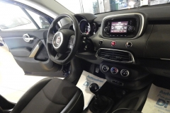 FIAT 500X 1.6 MJT CROSS USATO AZIENDALE MATERA BARI 33