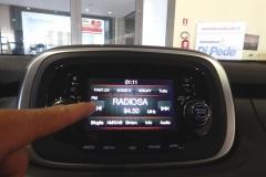 FIAT 500X 1.6 MJT CROSS USATO AZIENDALE MATERA BARI 37