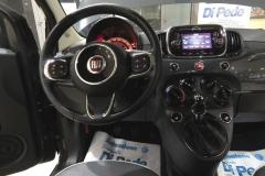 NUOVA FIAT 500 LOUNGE USATO AZIENDALE MATERA 34