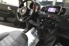 NUOVA FIAT 500 LOUNGE USATO AZIENDALE MATERA 35