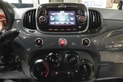 NUOVA FIAT 500 LOUNGE USATO AZIENDALE MATERA 38